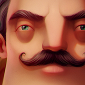 16.  Hello Neighbor