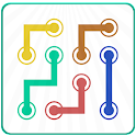Match and Connect Dots icon
