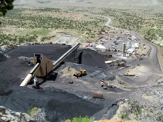 Lila Canyon mine