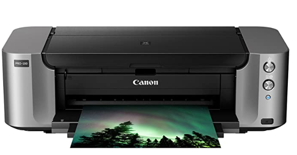 Canon PIXMA Pro-100 office printer