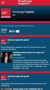 Voorburgs Dagblad - náhled