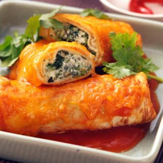 Enchiladas With Mozzarella Cheese Recipes.