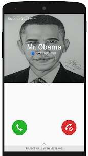 Fake call Prank 2