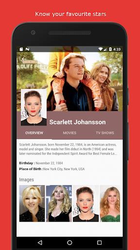 Movie & TV Listings – Recommendations & Reviews v1.9 screenshots 6