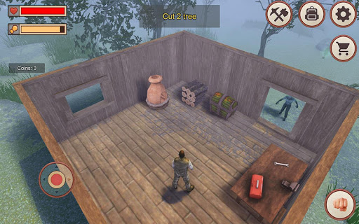 Code Triche Zombie Survival Last Day APK MOD screenshots 5