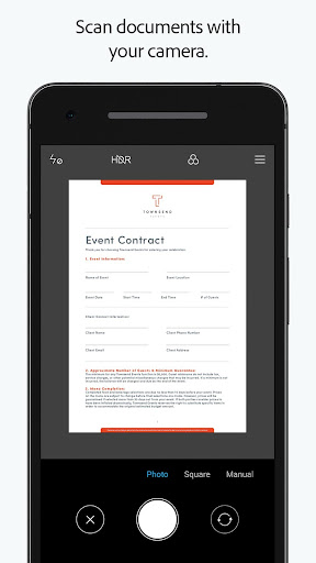 Adobe Fill & Sign: Easy PDF Doc & Form Filler. Apk 2