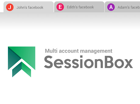 SessionBox - Multi login to any website