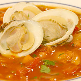 CC's Manhattan Clam Chowder