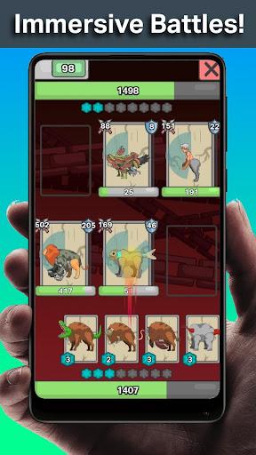 Apeirozoic - Strategy Evolution CCG apktram screenshots 5