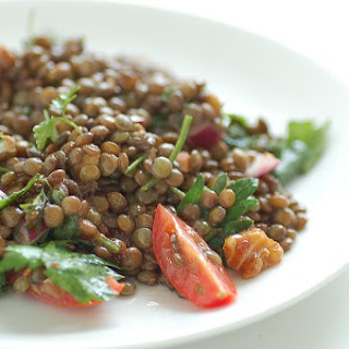 Spiced Lentils Recipe