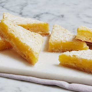 Butter Free Lemon Bars Recipes