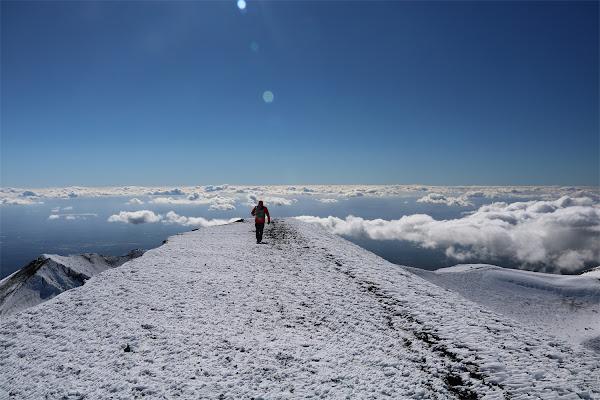 Soffice Neve sull'Etna di Gibbull