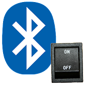 Bluetooth relay control