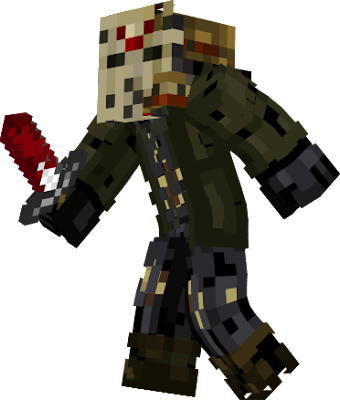 made jasone voorhees from the 7th movie enjoy Made by creepypasta_guy