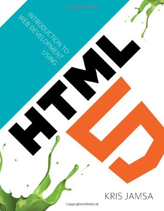 S807 Book Pdf Download Introduction To Web Development Using Html 5 By Dr Kris Jamsa