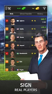 Golden Manager - Football Game- screenshot thumbnail