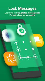 AppLock - Lock Apps, PIN & Pattern Lock Screenshot