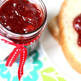 #86) Starwberry Rhubarb Apple Jam.
