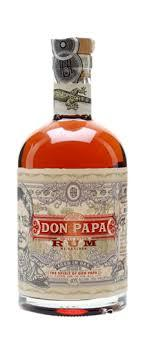 Don Papa 7 Year Old Philippines Rum (750ml)
