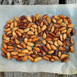 Roasted Rosemary Brazil Nuts.