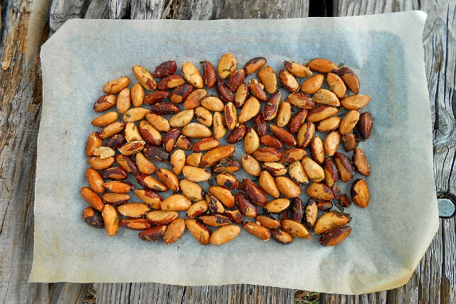Roasted Rosemary Brazil Nuts Recipe
