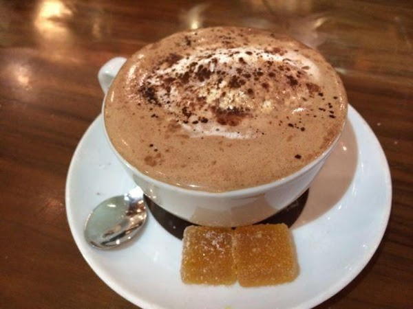 Fruit-Infused Hot Chocolate. Win over kids of all ages by adding fruit to hot...