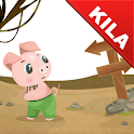 Kila: The Lazy Pig icon
