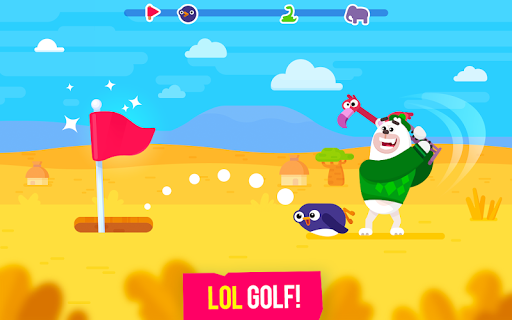 Golfmasters - Fun Golf Game 1.1 screenshots 6
