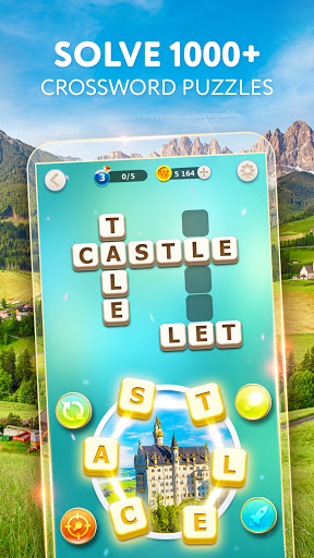 Magic Word - Find & Connect Words from Letters 1.9.3 screenshots 1