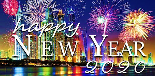 Happy New Year Greeting 2020 Apps On Google Play