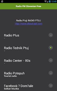 Rádio FM Slovinský zdarma - náhled