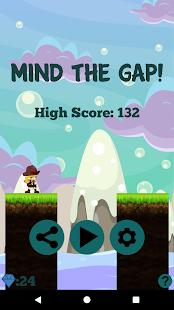 Mind The Gap - náhled