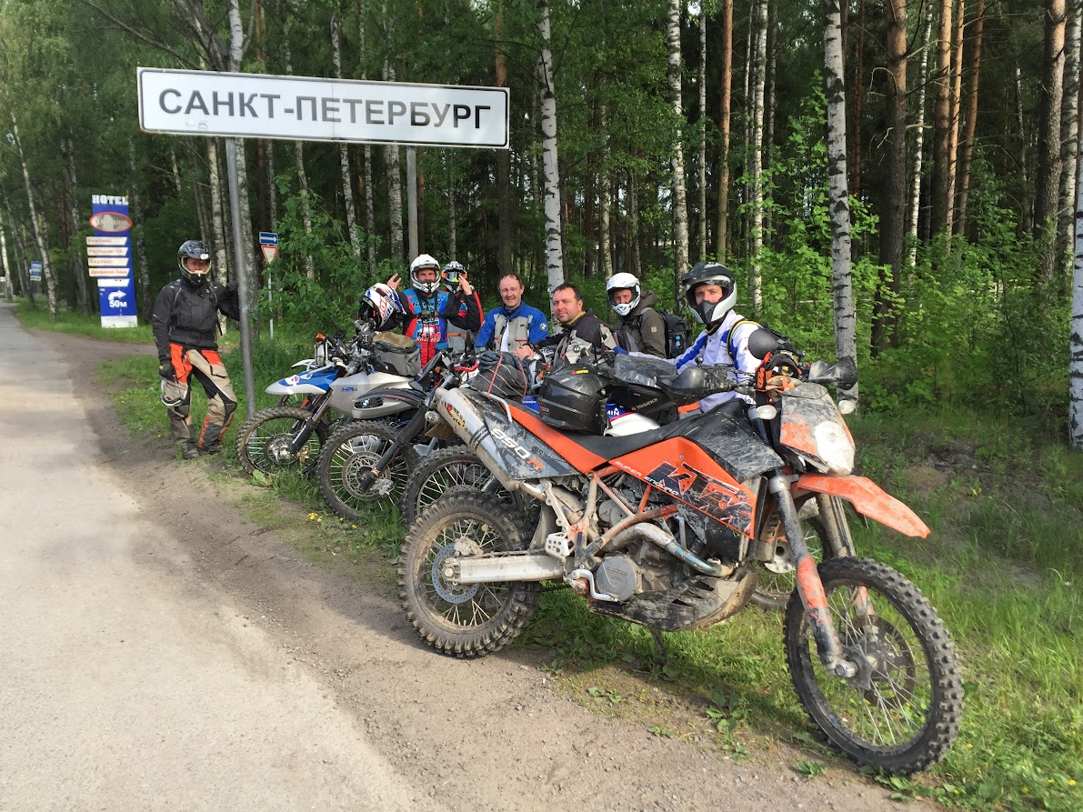 EnduroBoxer Tour 2016