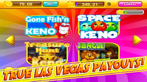 Keno Numbers Free Keno Games 2.0 screenshots 2