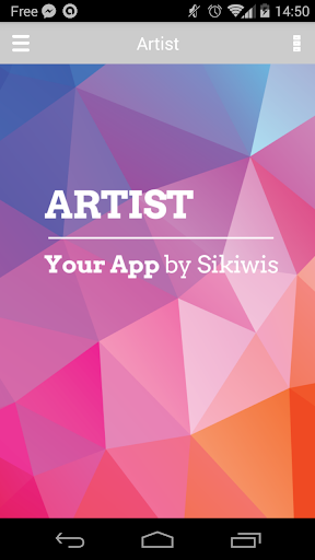 Artist Apps