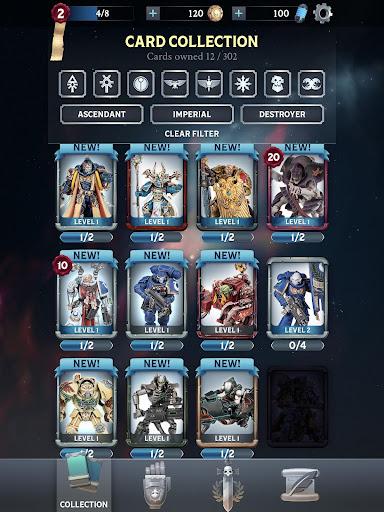 Warhammer Combat Cards - 40K Edition 30.10 screenshots 9