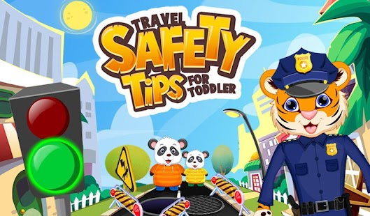 Travel Safety Tips For Toddler- screenshot thumbnail