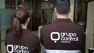 Vigilantes de Grupo Control realizando un servicio