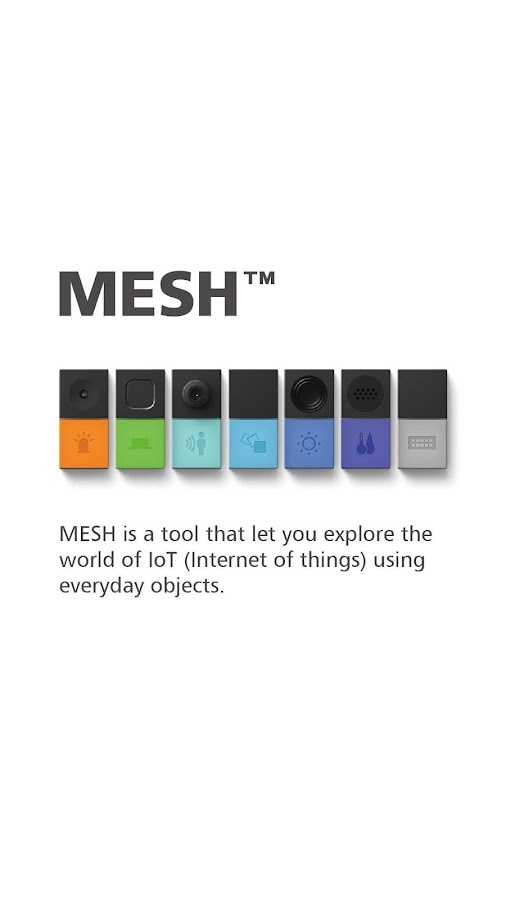 MESH- screenshot