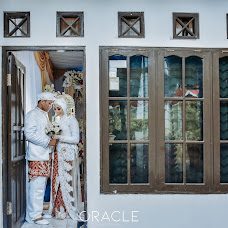 Wedding photographer Yoga Praditya (Oraclephoto). Photo of 30.04.2018