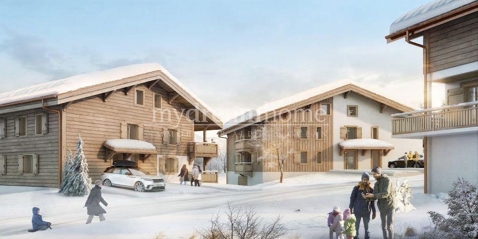 Vente appartement 5 pièces 104.5 m² à Praz-sur-Arly (74120), 529 000 €