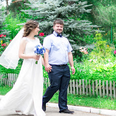 Wedding photographer Alevtina Santalova (Alevtina007). Photo of 22.07.2015