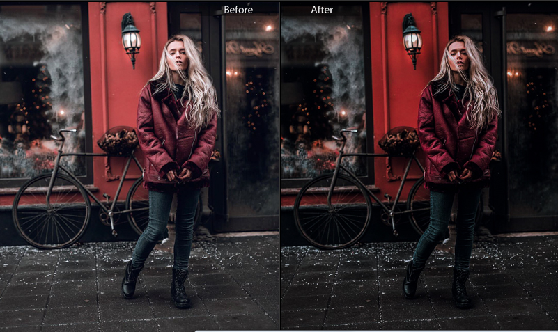 41 VSCO CAM Portrait Lightroom Presets 22336706