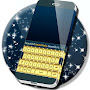 Gold Diamond Keyboard APK icon