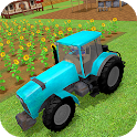 Tractor Farming Sim Offroad Challenge icon