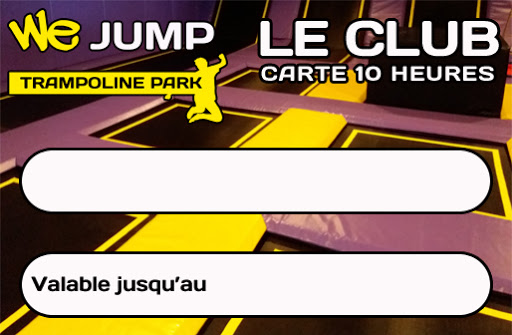 we jump trampoline park