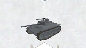 Pz III B ausf A