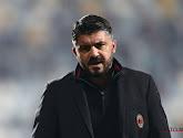 Gennaro Gattuso tacle André Silva