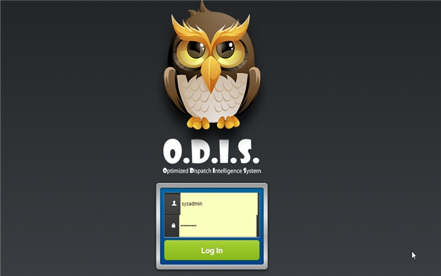 ODIS Click-To-Call Device Information Reader