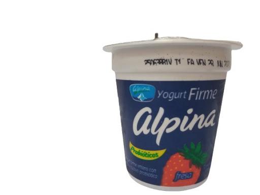 yogurt alpina firme fresa 150gr